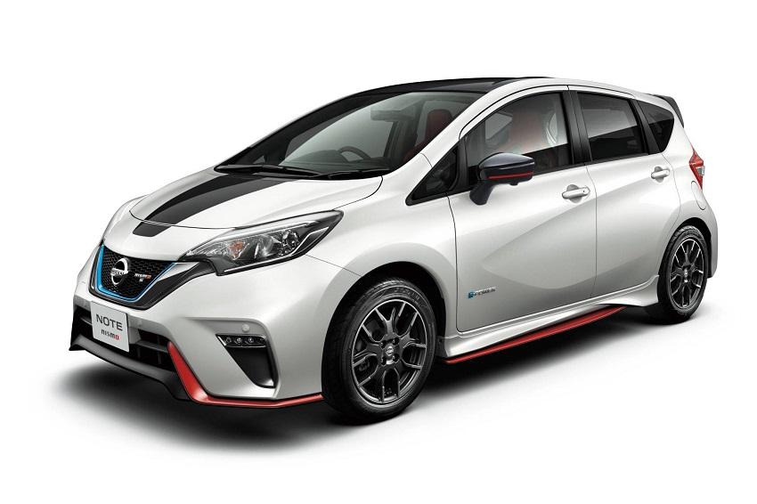 Nissan Note Nismo Black Limited chỉ dành cho thị trường Nhật Bản - 2