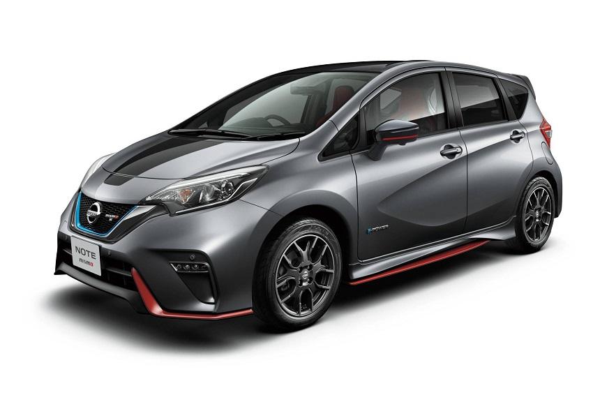 Nissan Note Nismo Black Limited chỉ dành cho thị trường Nhật Bản - 3