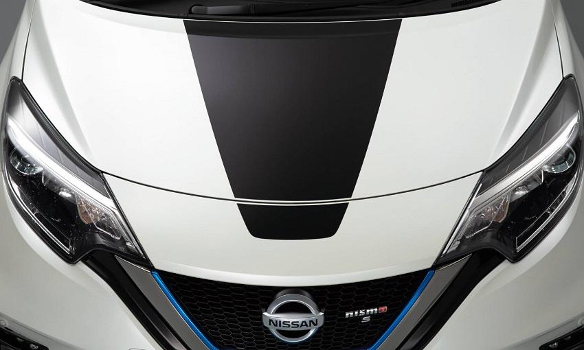 Nissan Note Nismo Black Limited chỉ dành cho thị trường Nhật Bản - 5
