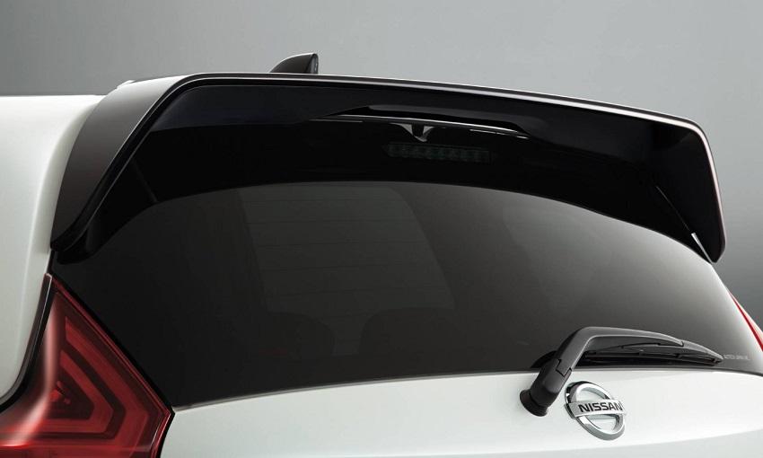 Nissan Note Nismo Black Limited chỉ dành cho thị trường Nhật Bản - 8