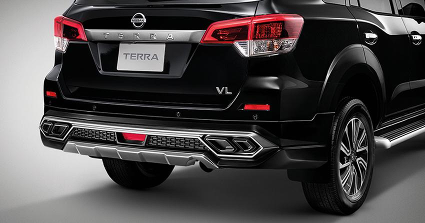 Nissan Terra thêm phiên bản thể thao giống Toyota Fortuner TRD - 2
