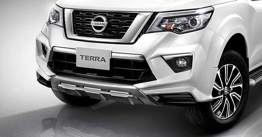 Nissan Terra thêm phiên bản thể thao giống Toyota Fortuner TRD - 3