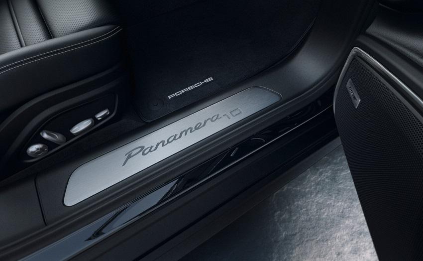 Chào đón phiên bản kỷ niệm 10 năm của Porsche Panamera - 3