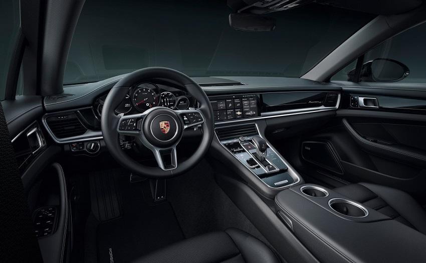 Chào đón phiên bản kỷ niệm 10 năm của Porsche Panamera - 4