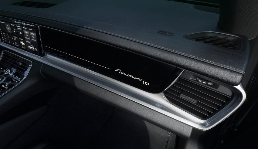 Chào đón phiên bản kỷ niệm 10 năm của Porsche Panamera - 5