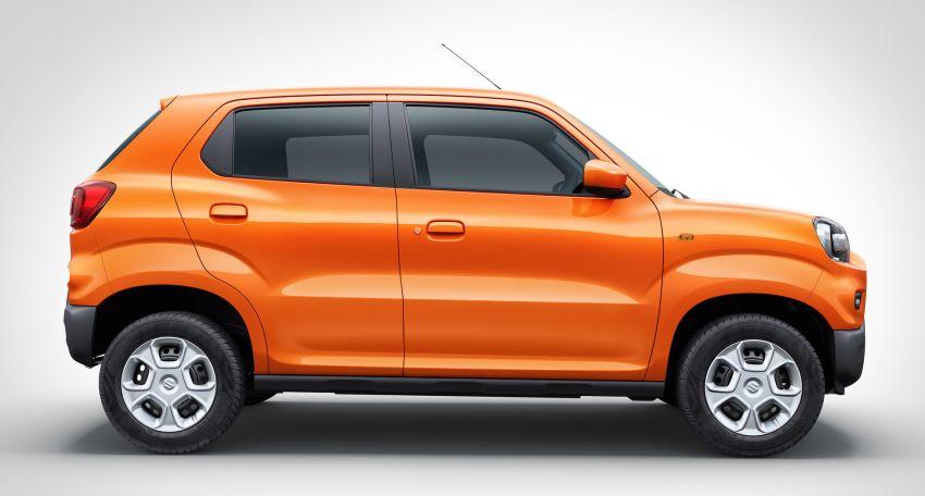 Suzuki S-Preso: SUV hạng A giá siêu rẻ - 3