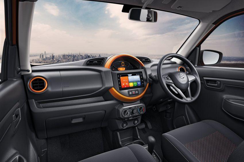 Suzuki S-Preso: SUV hạng A giá siêu rẻ - 4
