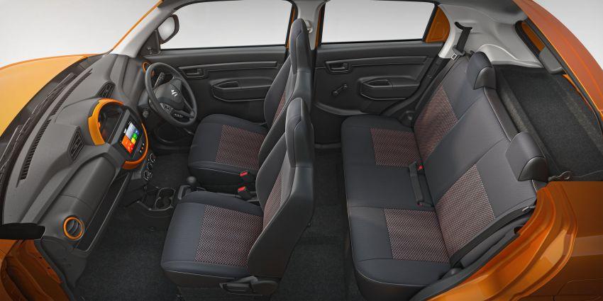 Suzuki S-Preso: SUV hạng A giá siêu rẻ - 6