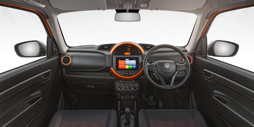 Suzuki S-Preso: SUV hạng A giá siêu rẻ - 9