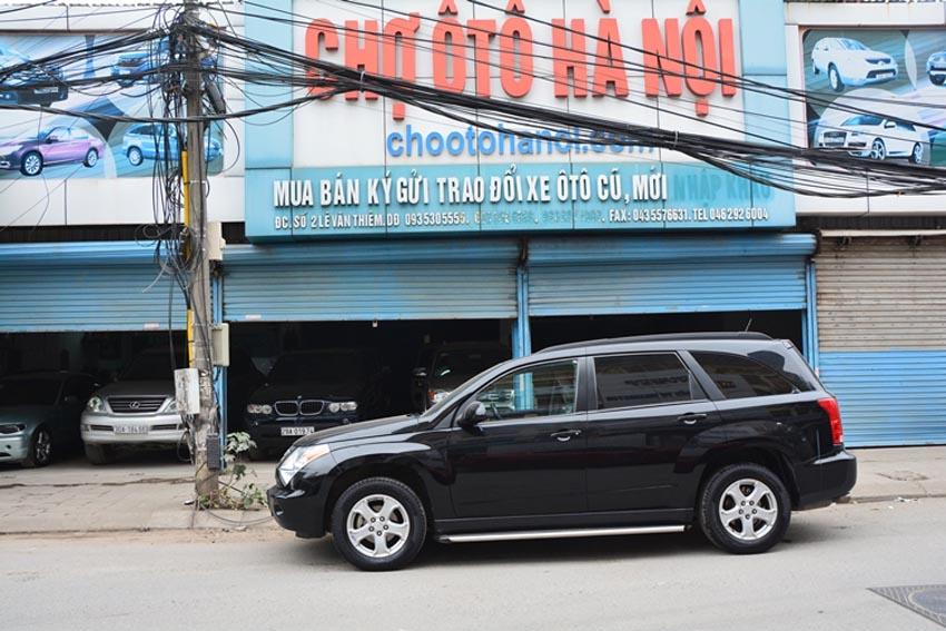 """""""Hàng độc"""" Suzuki XL-7 nhập Mỹ to hơn Mazda CX-8, giá chỉ 400 triệu đồng - 2"""