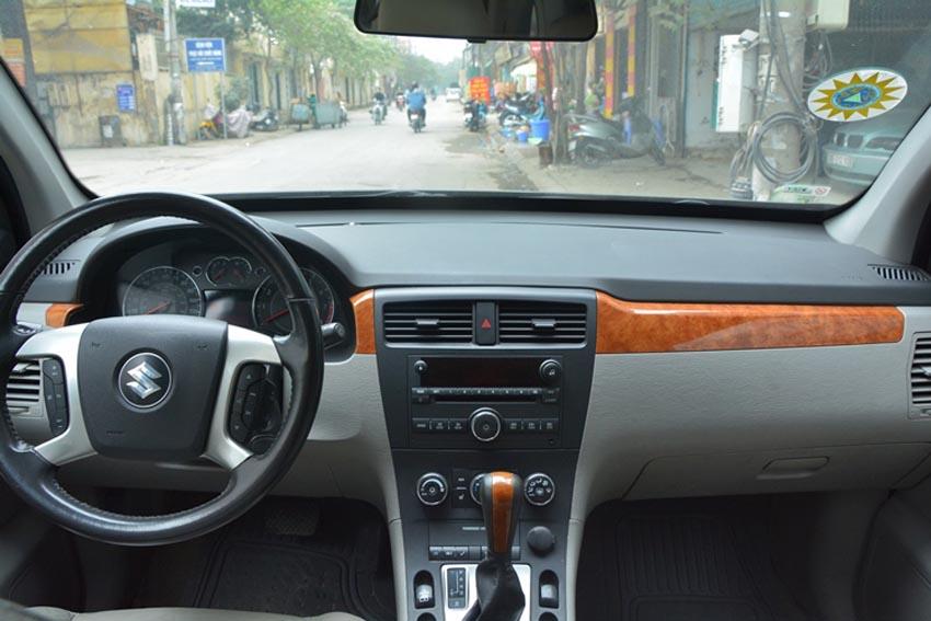 """""""Hàng độc"""" Suzuki XL-7 nhập Mỹ to hơn Mazda CX-8, giá chỉ 400 triệu đồng - 4"""