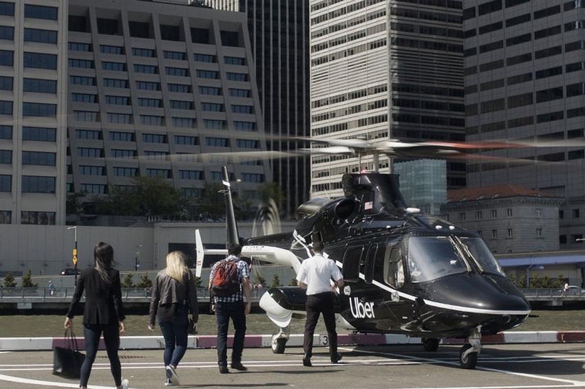 Taxi bay Uber Copter hiện có sẵn cho tất cả người dùng tại New York - 2