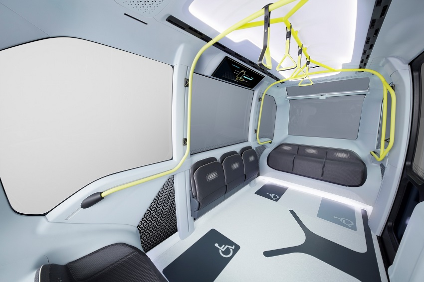 Toyota e-Palette được cập nhật để sử dụng tại Thế vận hội Olympic Tokyo 2020 - 10