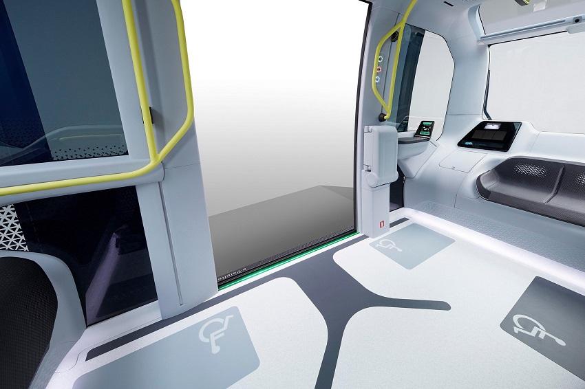 Toyota e-Palette được cập nhật để sử dụng tại Thế vận hội Olympic Tokyo 2020 - 11