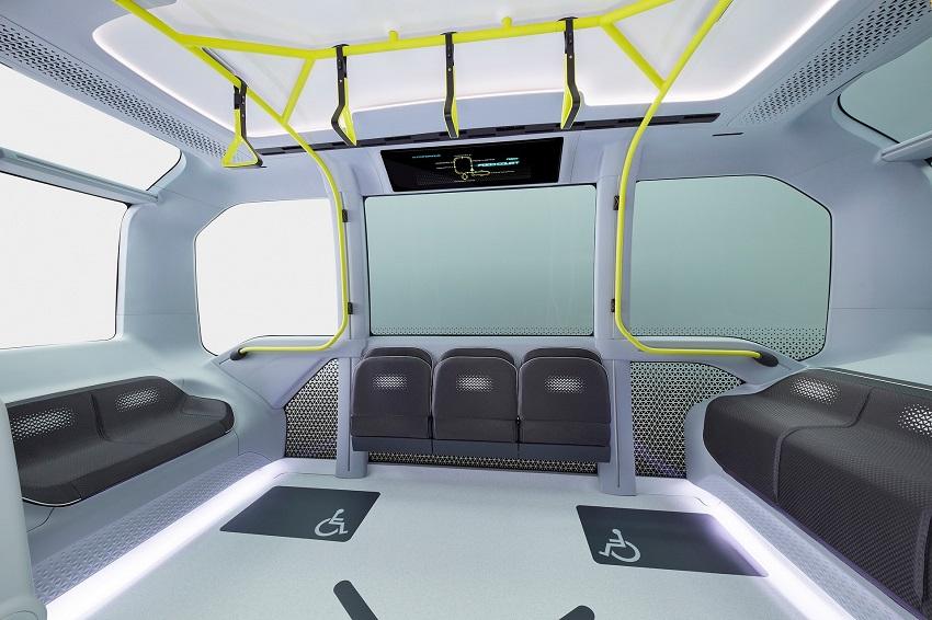 Toyota e-Palette được cập nhật để sử dụng tại Thế vận hội Olympic Tokyo 2020 - 12