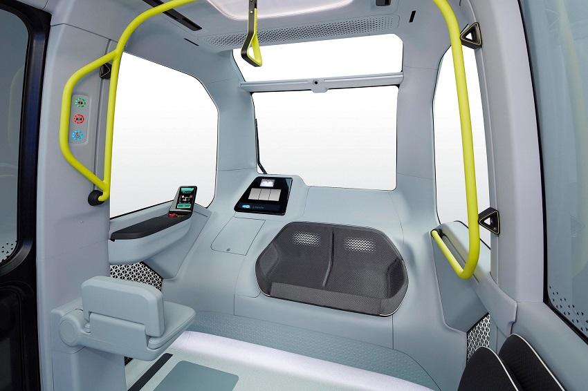 Toyota e-Palette được cập nhật để sử dụng tại Thế vận hội Olympic Tokyo 2020 - 13