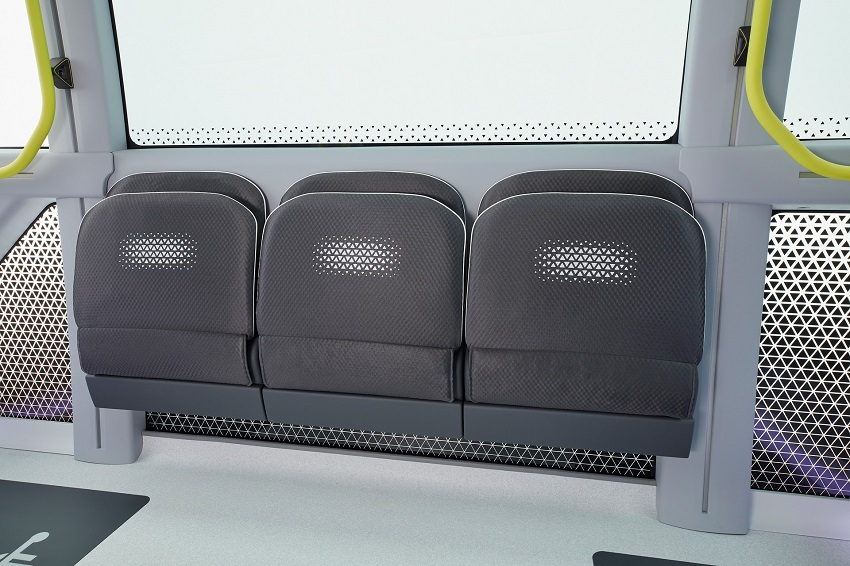 Toyota e-Palette được cập nhật để sử dụng tại Thế vận hội Olympic Tokyo 2020 - 15