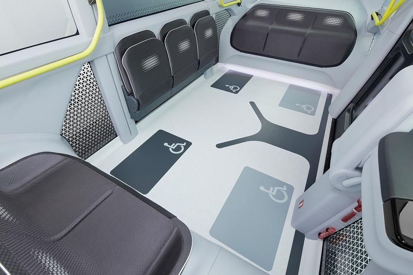 Toyota e-Palette được cập nhật để sử dụng tại Thế vận hội Olympic Tokyo 2020 - 16
