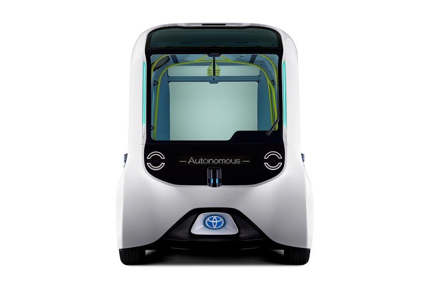 Toyota e-Palette được cập nhật để sử dụng tại Thế vận hội Olympic Tokyo 2020 - 5