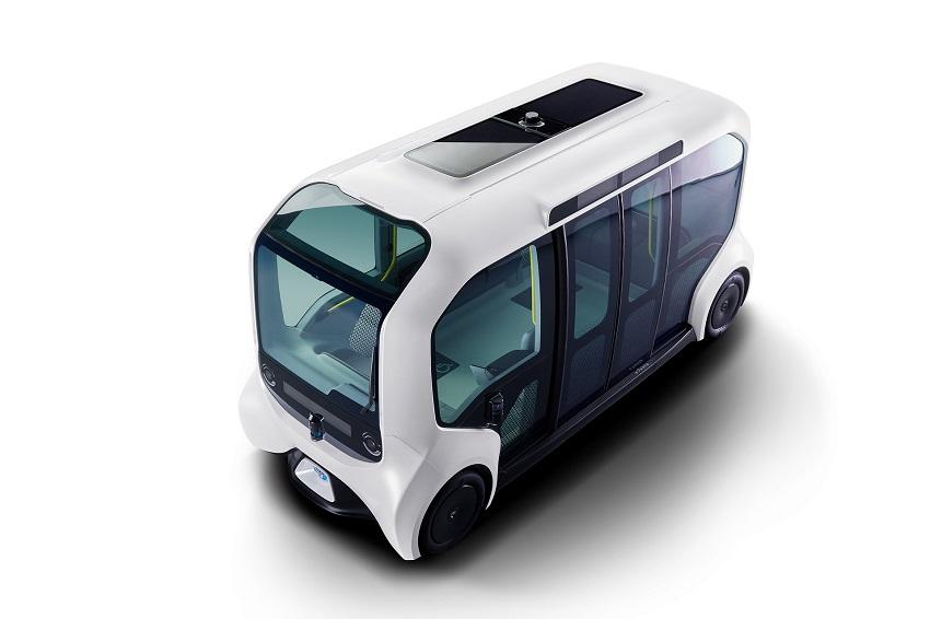 Toyota e-Palette được cập nhật để sử dụng tại Thế vận hội Olympic Tokyo 2020 - 7