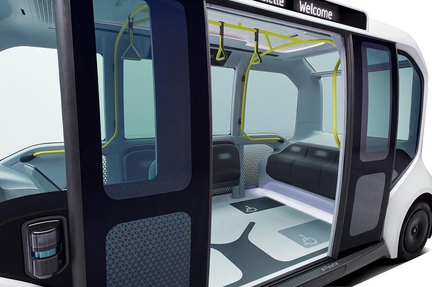 Toyota e-Palette được cập nhật để sử dụng tại Thế vận hội Olympic Tokyo 2020 - 8