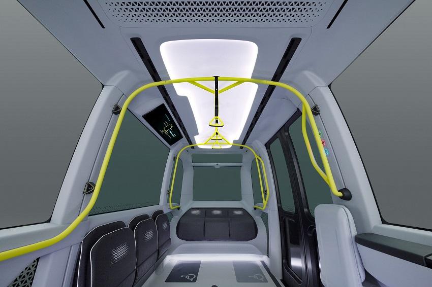 Toyota e-Palette được cập nhật để sử dụng tại Thế vận hội Olympic Tokyo 2020 - 9