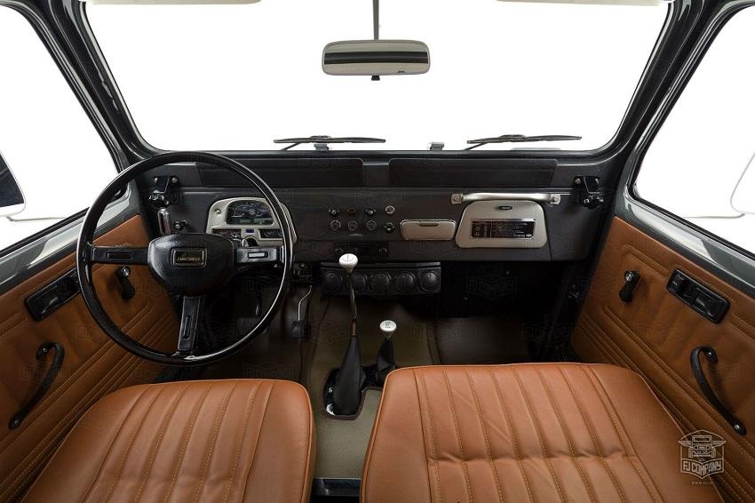 Để có được một chiếc Toyota Land Cruiser G40 bản nâng cấp - 2