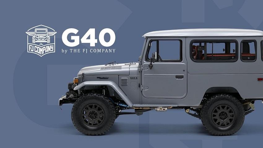 Để có được một chiếc Toyota Land Cruiser G40 bản nâng cấp - 4