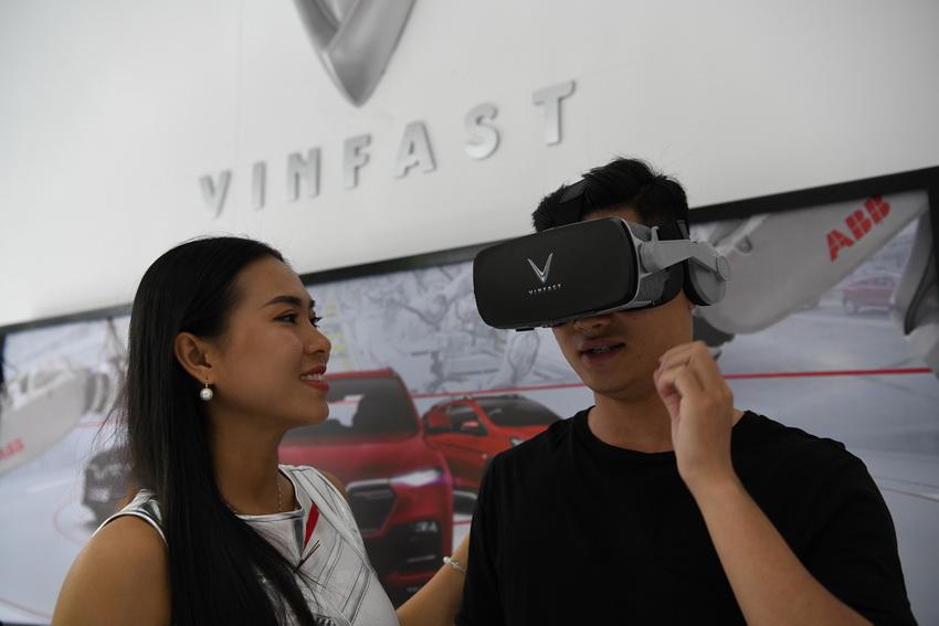 VinFast tại Triển lãm Ô tô Việt Nam 2019