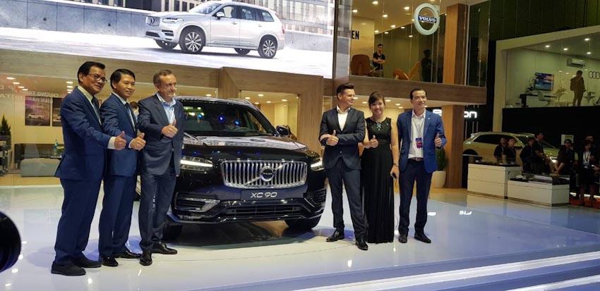 [VMS 2019] Volvo mang Convergence - Sự hội tụ tinh hoa Thụy Điển đến Vietnam Motor Show 2019 - 5
