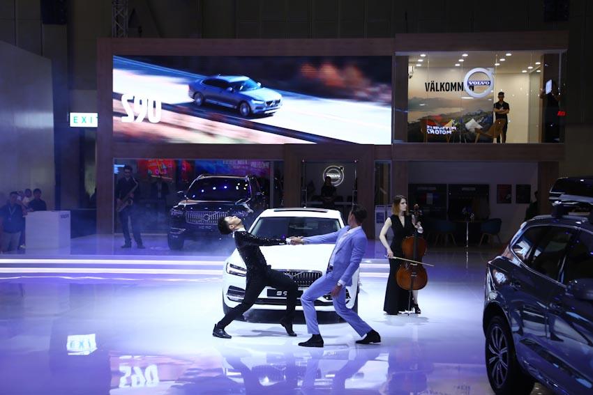 [VMS 2019] Volvo mang Convergence - Sự hội tụ tinh hoa Thụy Điển đến Vietnam Motor Show 2019 - 8