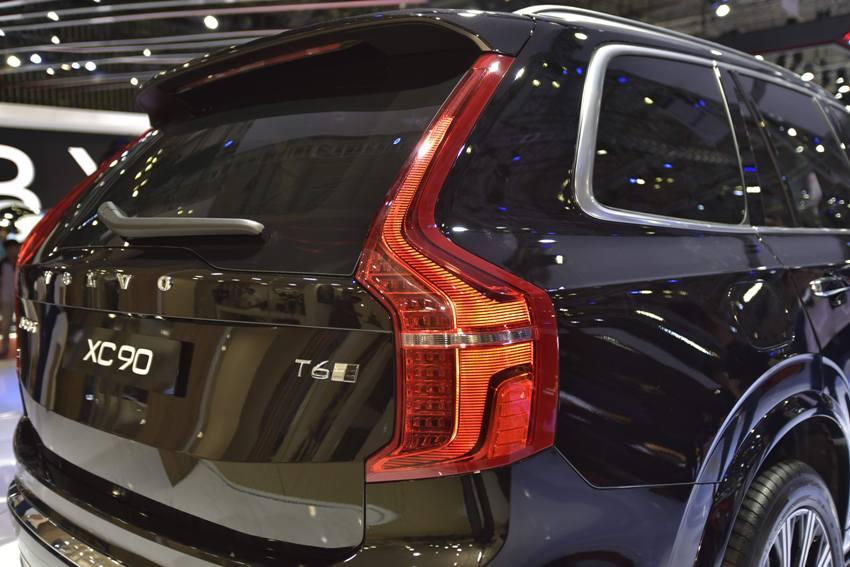 Mẫu xe Volvo XC90 Facelift 2020 xuất hiện tại VMS 2019 có gì đặc biệt? - 11