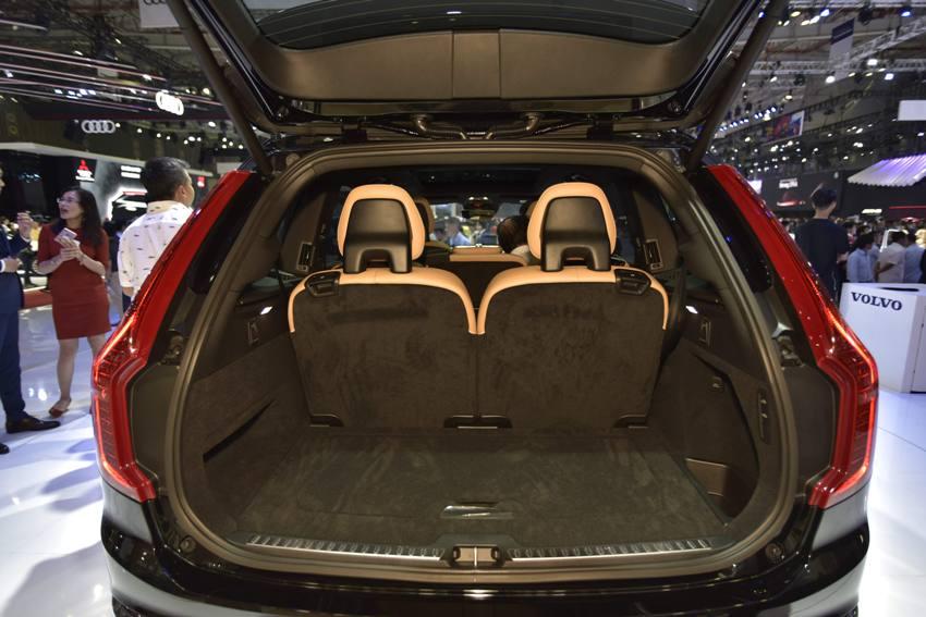 Mẫu xe Volvo XC90 Facelift 2020 xuất hiện tại VMS 2019 có gì đặc biệt? - 14