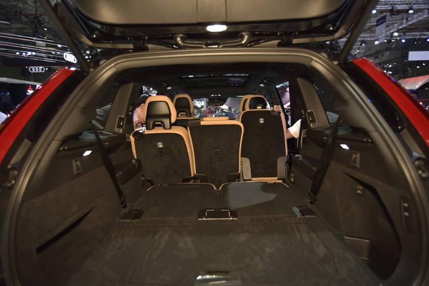 Mẫu xe Volvo XC90 Facelift 2020 xuất hiện tại VMS 2019 có gì đặc biệt? - 15
