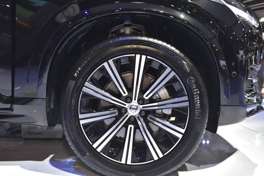 Mẫu xe Volvo XC90 Facelift 2020 xuất hiện tại VMS 2019 có gì đặc biệt? - 16