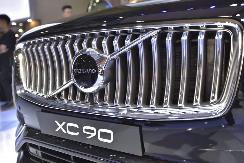 Mẫu xe Volvo XC90 Facelift 2020 xuất hiện tại VMS 2019 có gì đặc biệt? - 19