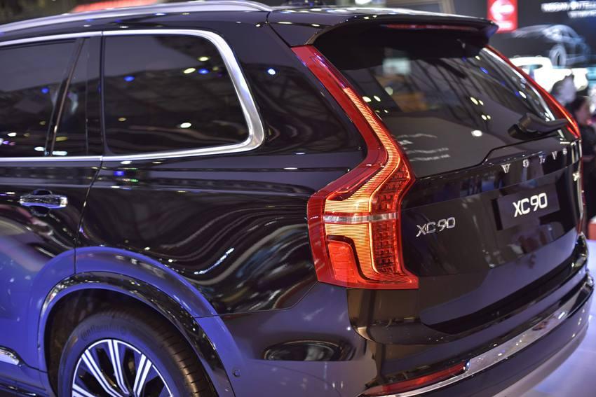 Mẫu xe Volvo XC90 Facelift 2020 xuất hiện tại VMS 2019 có gì đặc biệt? - 8