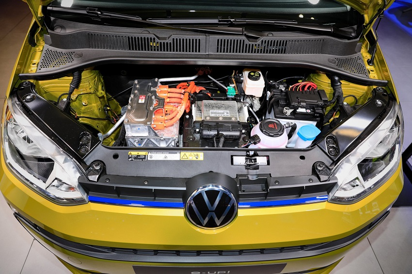 VW e-Up!, E-Beetle tham gia giải đua Mille Miglia Green - 4