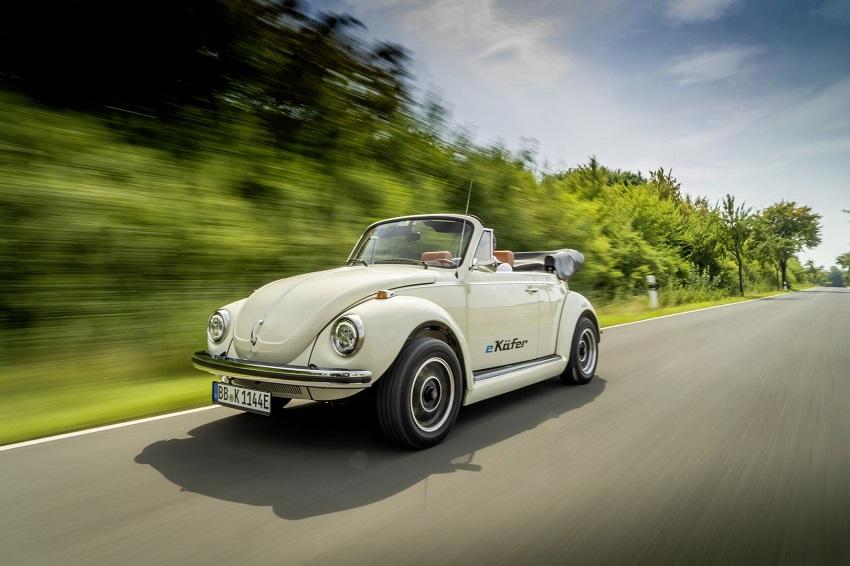 VW e-Up!, E-Beetle tham gia giải đua Mille Miglia Green - 5