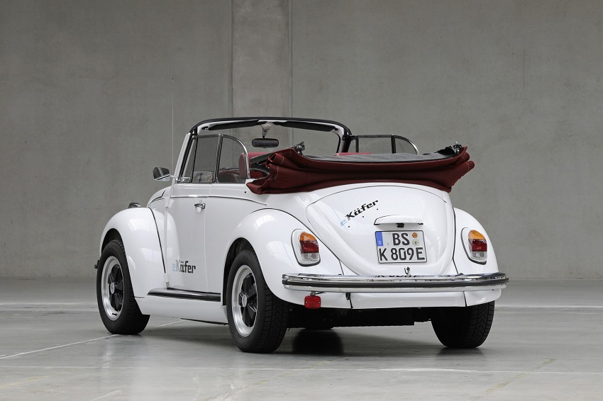 VW e-Up!, E-Beetle tham gia giải đua Mille Miglia Green - 6