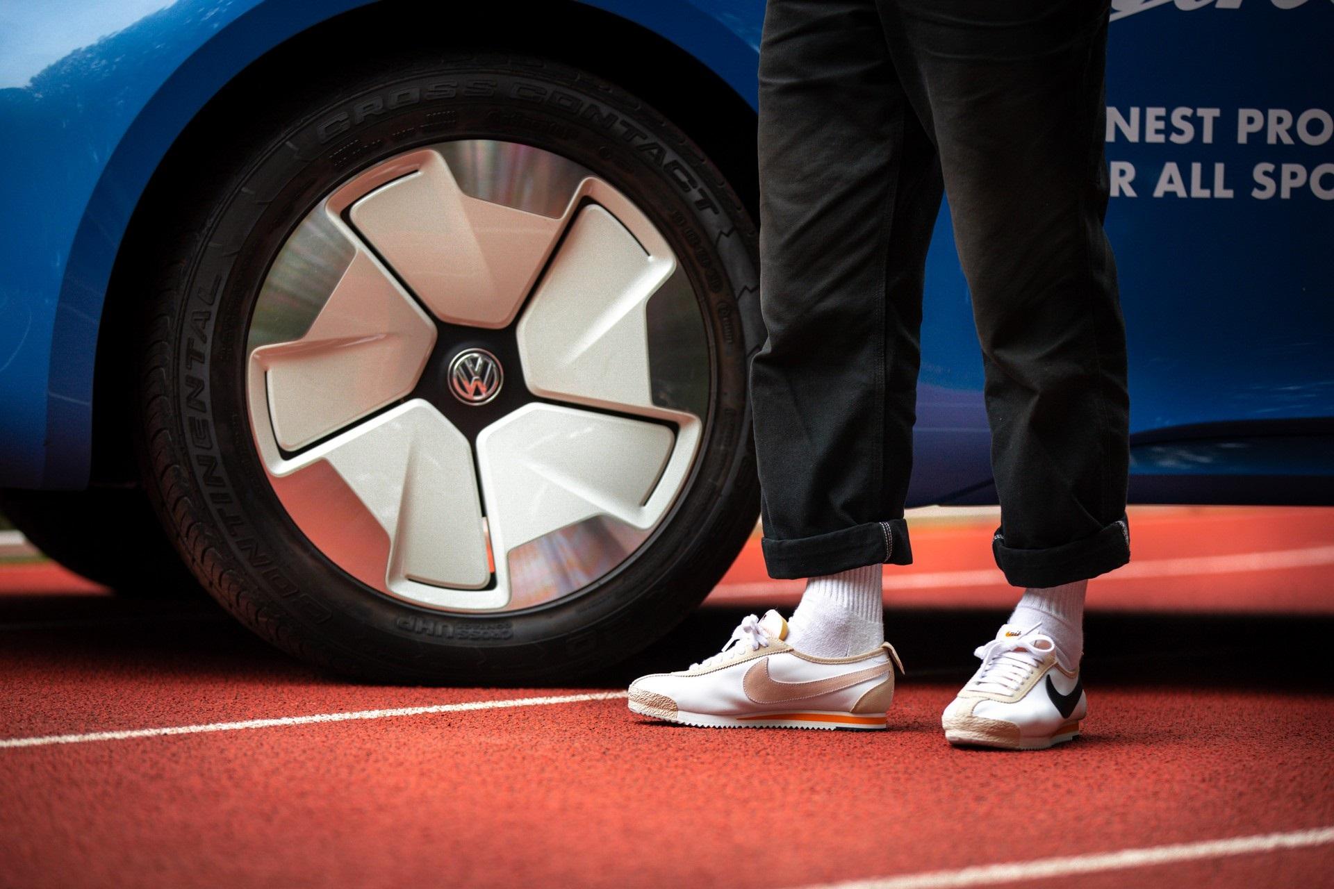 VW và hãng giày Nike cập nhật mẫu xe concept ID Buzz Cargo Concept - 3