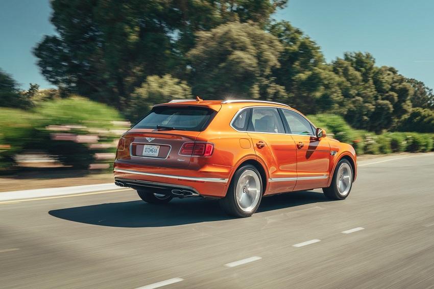 Bentley bắt đầu giao hàng mẫu xe điện khí hóa đầu tiên Bentayga Hybrid - 5