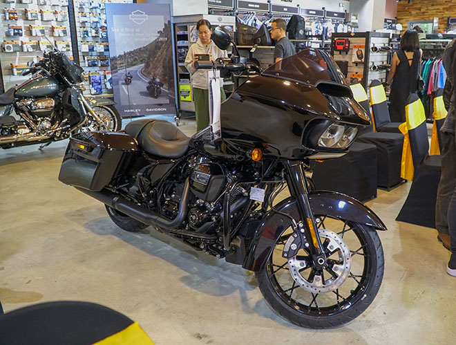 Harley-Davidson giới thiệu dàn xe năm 2020 - 5