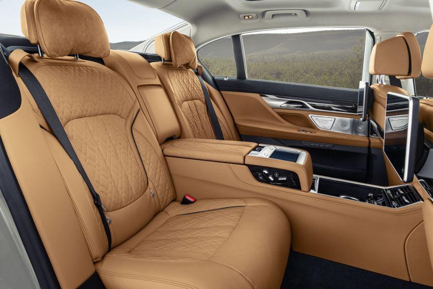 Thaco sẽ ra mắt BMW Series 7 bản nâng cấp mới - 11