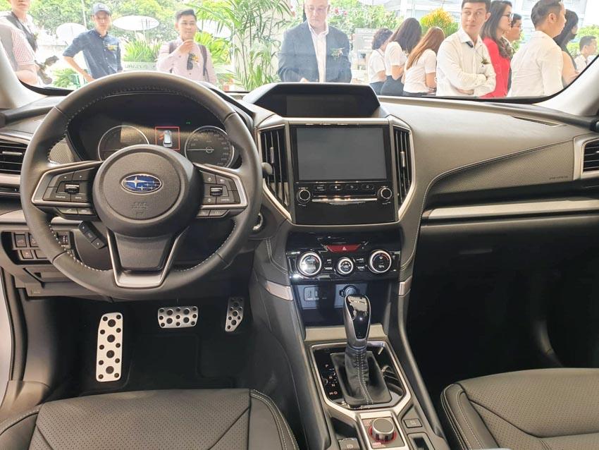 """Subaru tiếp tục giảm giá Forester """"đấu"""" Honda CR-V tại Việt Nam -2"""