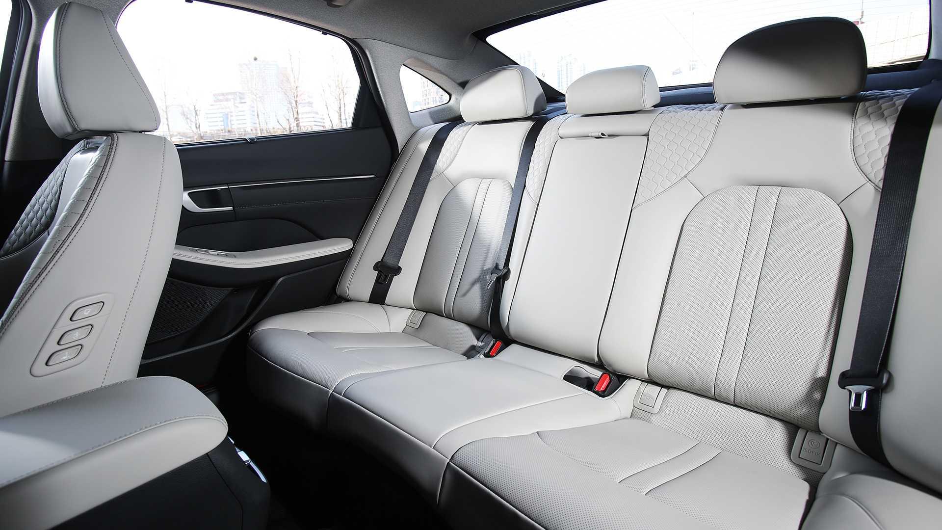 Hyundai Sonata 2020 N-Line sắp trình làng - 11
