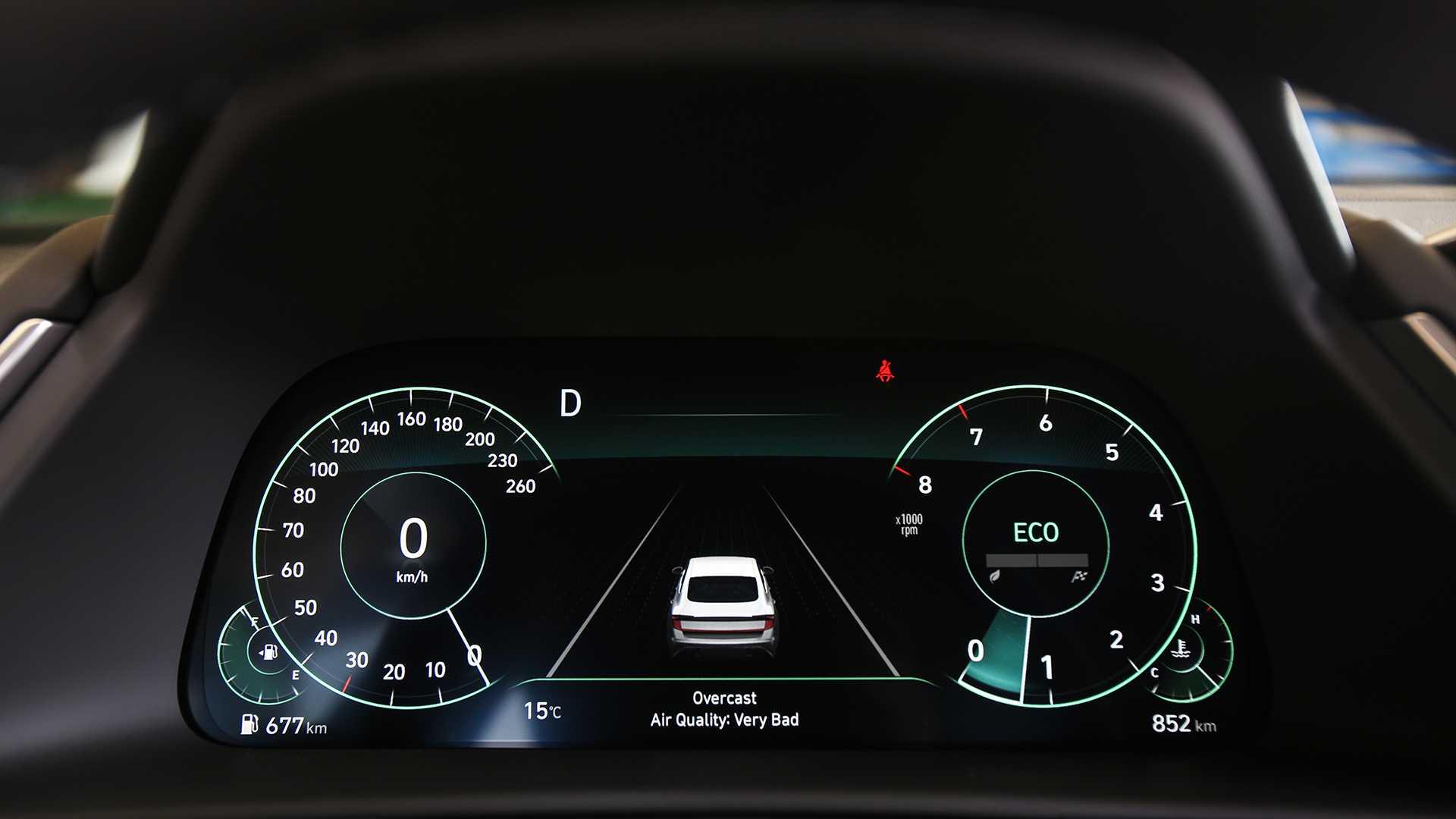Hyundai Sonata 2020 N-Line sắp trình làng - 13