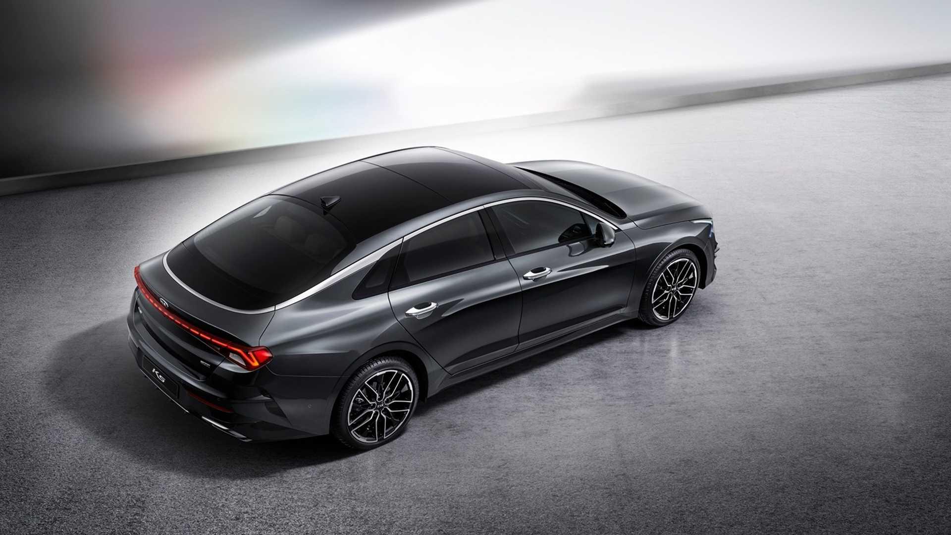 Kia Optima 2021 lộ diện với thiết kế thể thao - 9