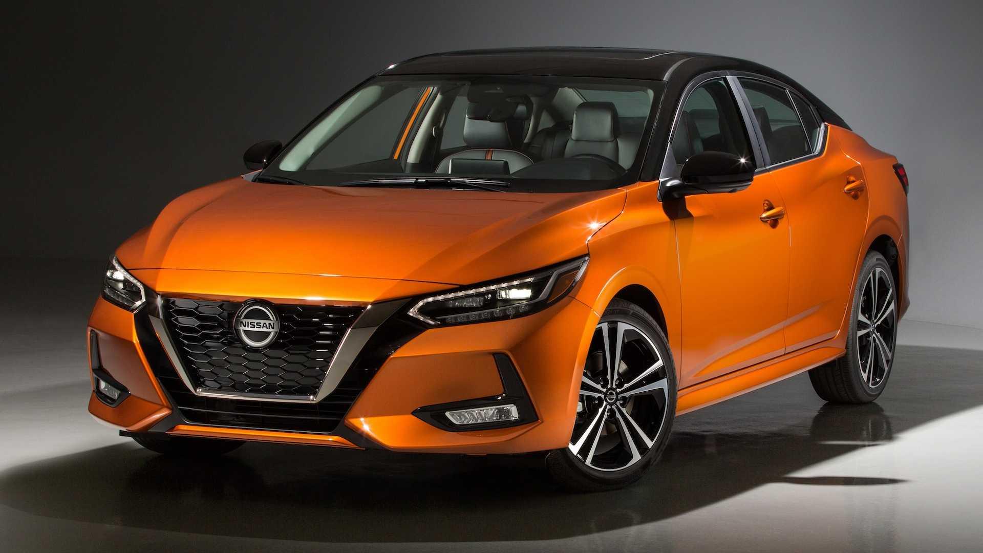 Nissan Sentra thế hệ mới đối đầu trực tiếp với Honda Civic hay Mazda3 - 32