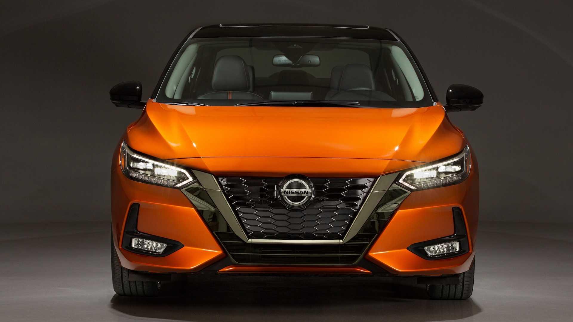 Nissan Sentra thế hệ mới đối đầu trực tiếp với Honda Civic hay Mazda3 - 30